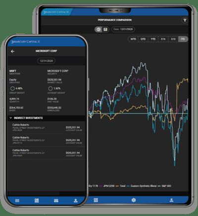 Performance Comparison+Security Details-Dark Mode